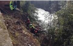 Subbiano (Ar): 82enne passeggia, ma cade in Arno, salvato dai vigili del fuoco