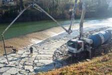 Arno, sicurezza: restaurata la traversa del Girone. L'intervento del Consorzio di bonifica 3 Medio Valdarno