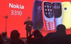 Nokia, telefoni: torna il 3310 rinnovato e parte la serie smartphone 3, 5 e 6