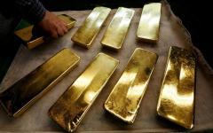 Economia: torna la corsa all'oro, prezzi saliti dell'8,5%. Quotazioni sopra la soglia dei 1.250 dollari l'oncia
