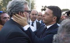 Pd: si tenta di evitare la scissione, Renzi telefona a Emiliano