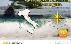 Meteo: un'ondata di gelo e neve in arrivo sull'Italia