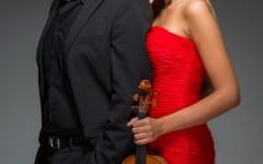 Firenze: «Giovani talenti al Lyceum». Con la violinista Anastasiya Petryshak accompagnata al pianoforte da Lorenzo Meo