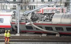 Treno Milano-Basilea deraglia a Lucerna: tre feriti. Hotline gratuita per informazioni sui viaggiatori