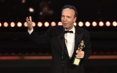 Cinema: a Paolo Virzì il David di Donatello. Premio alla carriera per Roberto Benigni