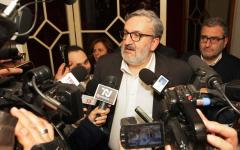 Inchiesta Consip: Emiliano in procura per gli sms con Luca Lotti