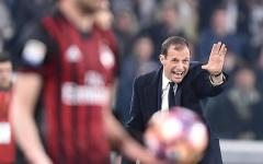 Calcio: contestata vittoria della Juve sul Milan, arredi degli spogliatoi danneggiati