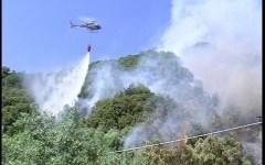 Volterra: donna carbonizzata nell'incendio di un uliveto. Voleva bruciare sterpaglie