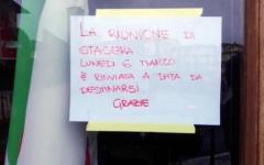 Pd: a Rignano sull'Arno assemblea rinviata. Era stata convocata da Tiziano Renzi
