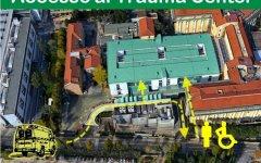 Careggi: presentato il nuovo trauma center, per le attività di emergenza urgenza