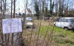 Bucine (Ar): scoperta e sequestrata discarica abusiva di veicoli fuori uso