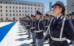Roma: la Polizia celebra il suo 165° anniversario dalla fondazione
