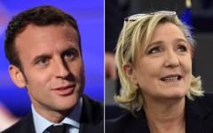Francia, elezioni presidenziali: Macron in calo nei sondaggi (41%), ma sempre in vantaggio su Marine Le Pen (33%)