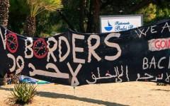 Migranti: traffico sospeso alla frontiera con la Francia per manifestazione dei No Borders