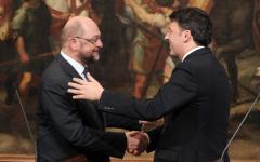 Berlino: Martin Schulz, Renzi è un amico ma nessun incontro preelettorale