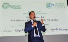 Confesercenti Toscana: Nico Gronchi confermato Presidente