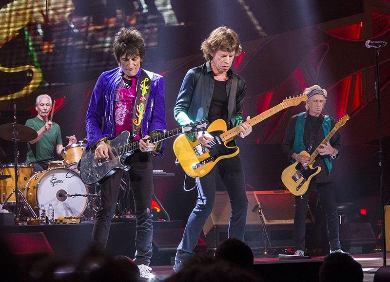 I Rolling Stones tornano in Svizzera
