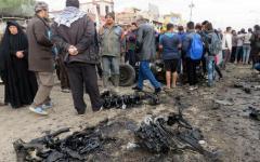 Baghdad: autobomba fa strage (almeno 13 morti) nel centro della città