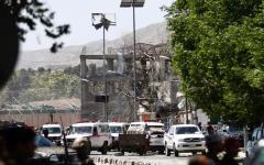 Kabul: 80 morti e 350 feriti per un'autobomba, strage nella zona diplomatica della capitale