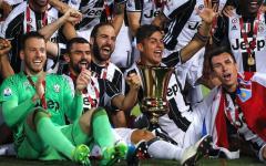 Calcio: La Juventus vince la coppa Italia, 2-0 alla Lazio. Primo passo verso il triplete