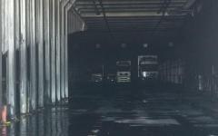 Olbia: incendio a bordo del traghetto Moby, paura fra i passeggeri