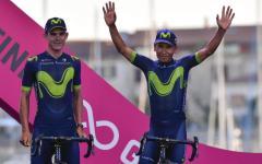 Giro d'Italia: il colombiano Quintana domina sul Blockhaus e conquista la maglia rosa