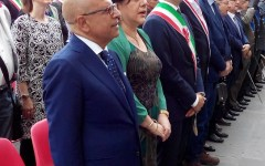 Firenze, 2 giugno: alzabandiera solenne e consegna delle onorificenze OMRI