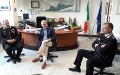 Massa, carabinieri arrestati in Lunigiana: c'erano microspie sulle auto di servizio