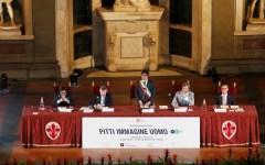 Firenze: 92.ma Pitti Immagine Uomo inaugurata nel salone dei 500