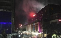 Manila: 37 morti nell'incendio di un resort. L'attacco di un uomo armato