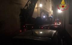 Firenze: morto un uomo nell'incendio del suo appartamento in via de' Neri