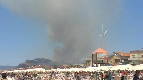 Incendi: domato rogo a Castiglione della Pescaia