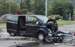 Torino: uomo che travolse motociclisti accusato omicidio volontario