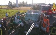 Livorno: 69enne muore investita da un'auto. Ferito gravemente un automobilista per uno scontro sulla Fi Pi Li