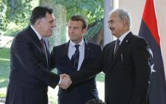 Parigi: elezioni e cessate il fuoco in Libia, l'accordo sotto l'egida di Macron