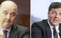 Fiscal compact: nuovo botta e risposta Renzi - Ue