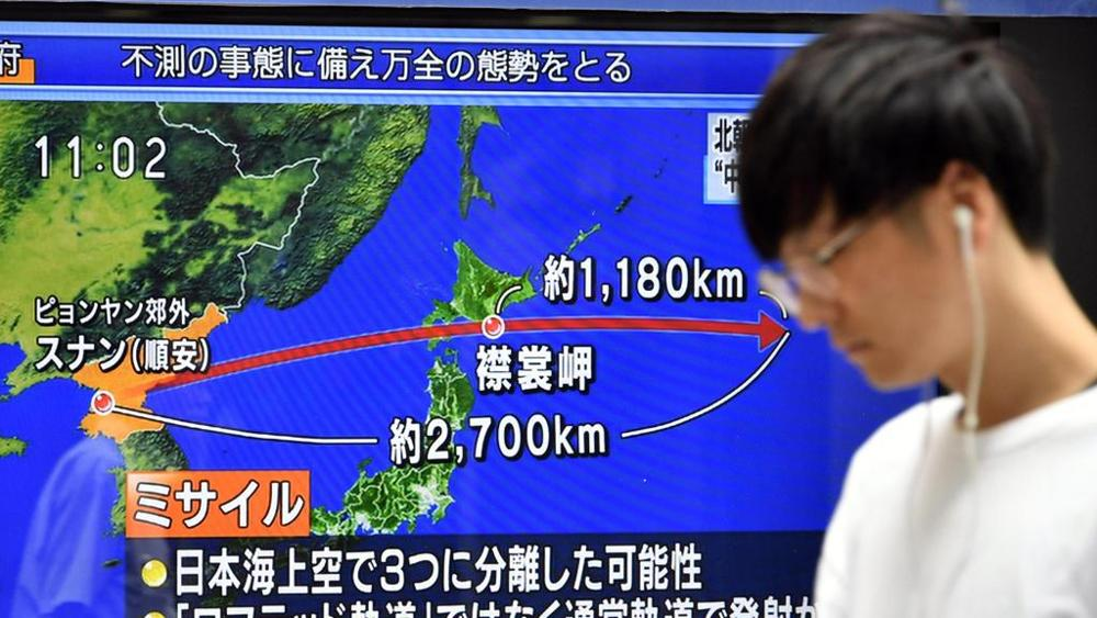 Corea del Nord, Onu: lancio missile allontana sforzi per stabilire un dialogo