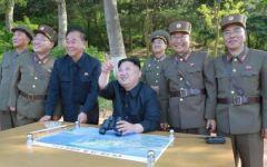 Corea del Nord: venti di Guerra  e botta e risposta fra Kim e Trump