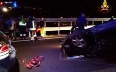 Massarosa (Lu): sbalzato dal viadotto precipita per 15 metri. In codice rosso all'ospedale