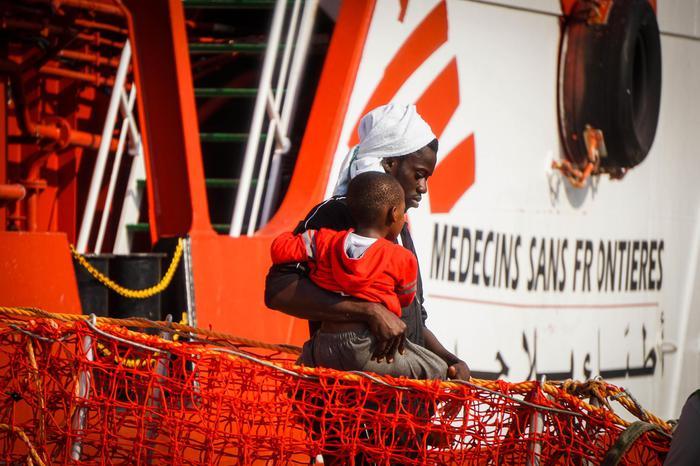 MSF ha sospeso le attività di soccorso ai migranti della propria nave nel Mediterraneo