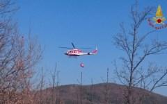 Marradi: incendio vicino a Eremo, evacuate sei suore e 70 scout, 11 lievemente intossicati