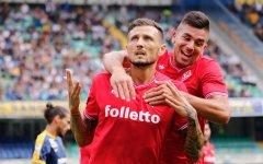 Fiorentina squillante: 0-5 a Verona. Sblocca Simeone, Chiesa trascina. Pagelle (Foto)