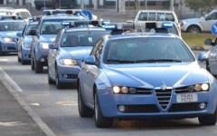 Antiterrorismo: operazione alto impatto della Polizia, controllati 27.000 furgoni, 24 arresti, 114 denunce