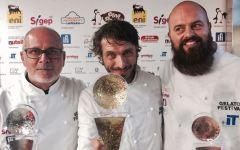 Firenze, Gelato Festival: Massimiliano Scotti è il miglior gelatiere d'Europa
