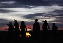 San Giovanni Valdarno: 633 denunciati per il rave party nel parco Enel