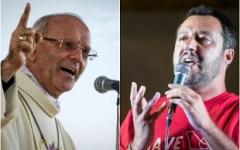 Migranti: scontro Salvini (LN) - Mons. Nunzio Galantino (CEI) con reciproche accuse