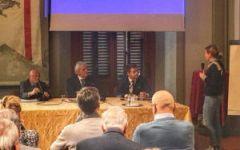 Firenze: le voci degli arbitri al corso sul Var di Ast e Ussi. Stretta di mano fra Antognoni e Nicchi