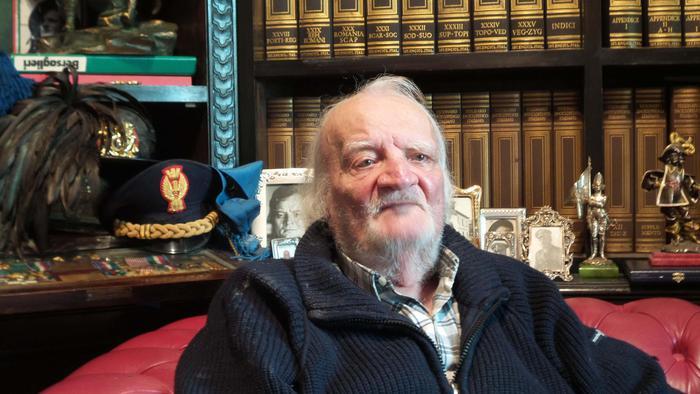 Palermo. Bruno Contrada rientra nella Polizia ad 86 anni