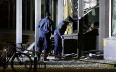 Helsingborg (Svezia): esplosa potente bomba davanti a stazione di polizia