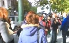 Bruxelles: Puigdemont e 4 ministri si consegnano alle autorità belghe. La procura decide entro domani
